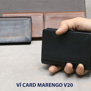 Ví đựng danh thiếp ATM Marengo V20 006