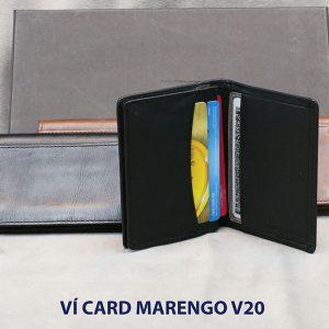 Ví đựng danh thiếp ATM Marengo V20 004