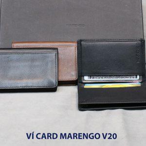 Ví đựng danh thiếp ATM Marengo V20 003