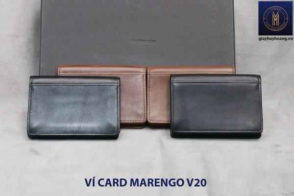 Ví đựng danh thiếp ATM Marengo V20 002
