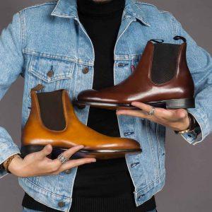 Bộ sưu tập giày Chelsea Boot