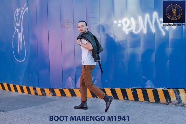 Giày cổ cao nam trẻ trung Boot Marengo M1941 006