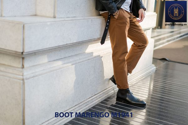 Giày cổ cao nam trẻ trung Boot Marengo M1941 001