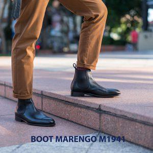 Giày cổ cao nam trẻ trung Boot Marengo M1941 005