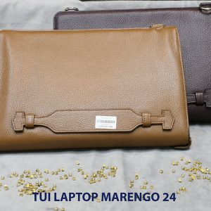 Túi da cầm tay đựng Laptop Marengo 24 004