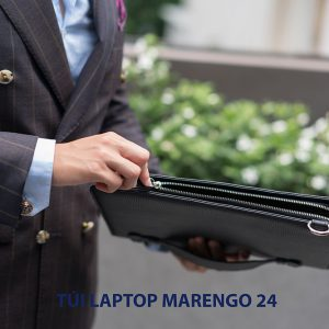 Túi da cầm tay đựng Laptop Marengo 24 003