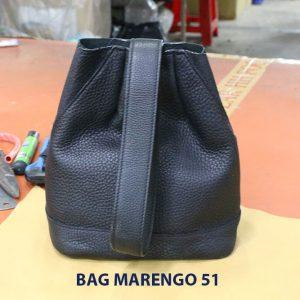 Túi xách nhỏ da bò nam Marengo 51 003