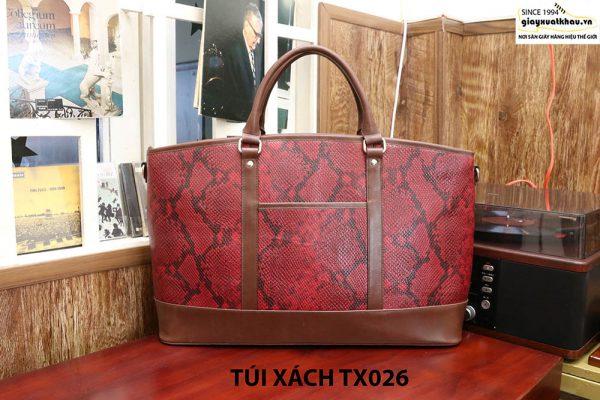 Túi xách thời trang nam dập vân CNES TX026 003