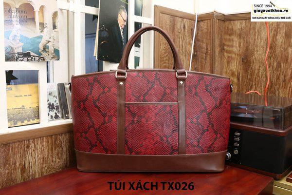 Túi xách thời trang nam dập vân CNES TX026 001