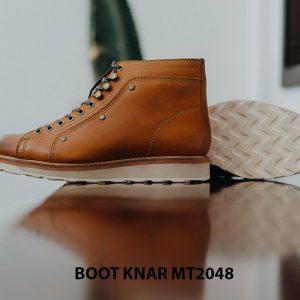 Giày Boot buộc dây cao cấp KNAR BT2048 007