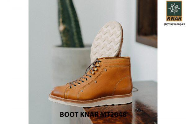 Giày Boot buộc dây cao cấp KNAR BT2048 006