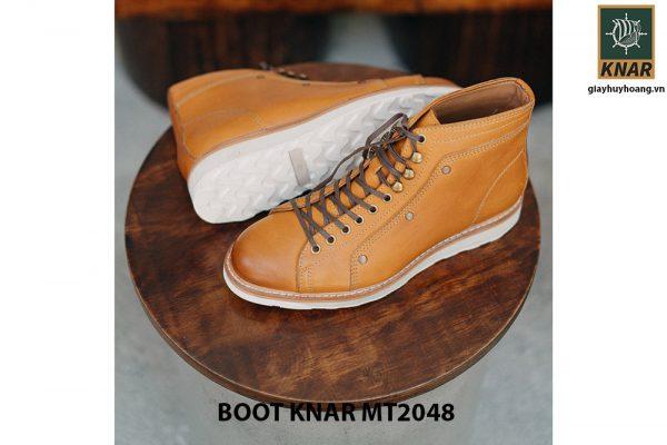 Giày Boot buộc dây cao cấp KNAR BT2048 005