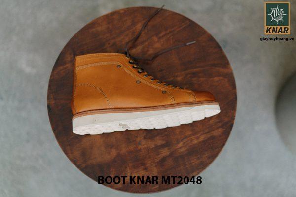 Giày Boot buộc dây cao cấp KNAR BT2048 004
