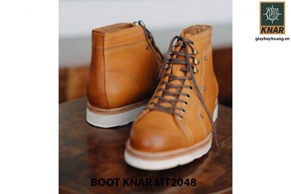 Giày Boot buộc dây cao cấp KNAR BT2048 003