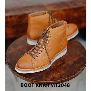 Giày Boot buộc dây cao cấp KNAR BT2048 002