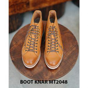 Giày Boot buộc dây cao cấp KNAR BT2048 001