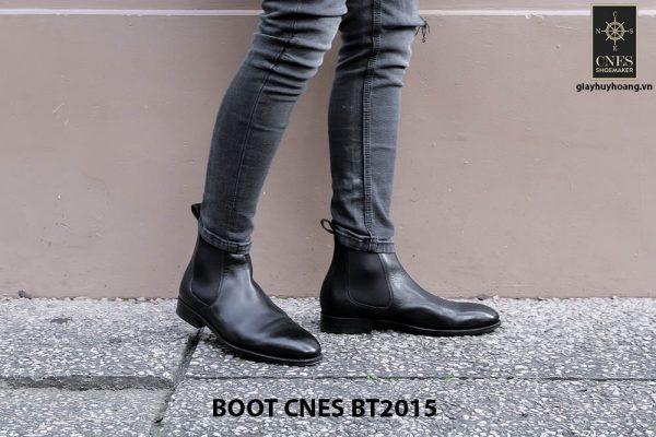 Giày Boot thun Chelsea CNES BT2015 001