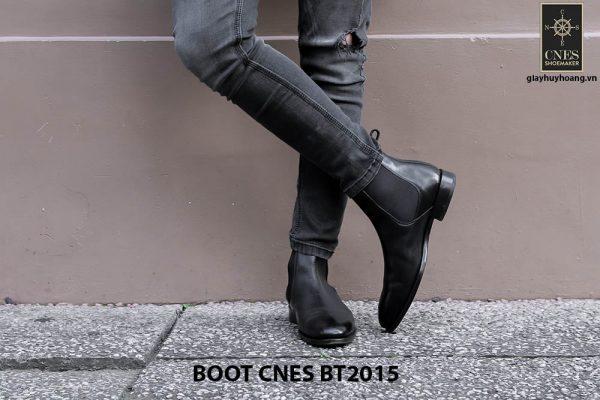Giày Boot thun Chelsea CNES BT2015 007
