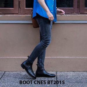 Giày Boot thun Chelsea CNES BT2015 006