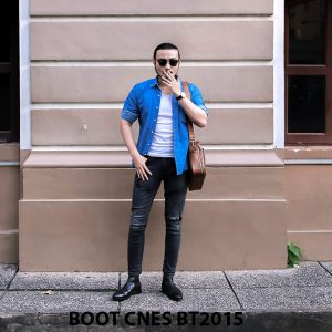 Giày Boot thun Chelsea CNES BT2015 005