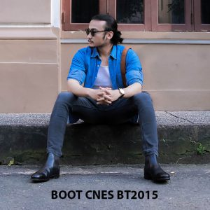 Giày Boot thun Chelsea CNES BT2015 003