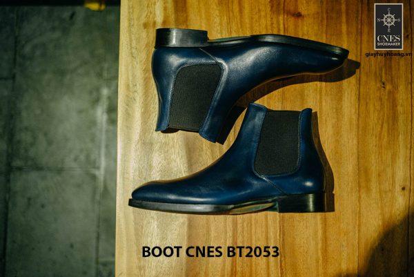 Giày da nam trẻ trung Boot CNES BT2053 001