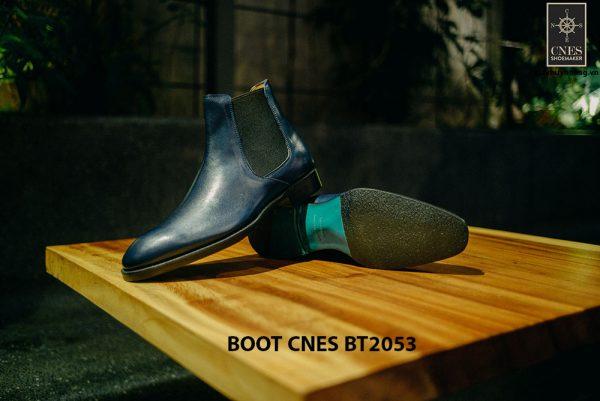 Giày da nam trẻ trung Boot CNES BT2053 003