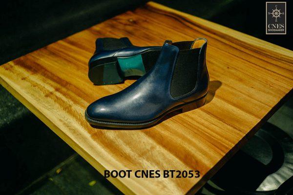Giày da nam trẻ trung Boot CNES BT2053 002