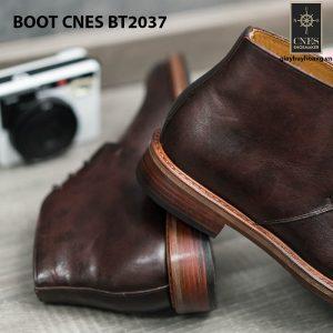 Giày da nam chính hãng Chukka Boot CNES BT2038 005