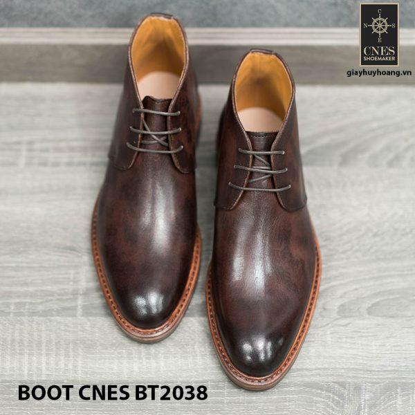 Giày da nam chính hãng Chukka Boot CNES BT2038 002