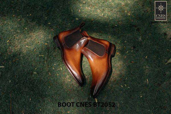 Giày da nam Chelsea Boot CNES BT2052 005