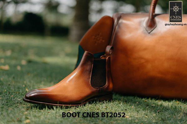 Giày da nam Chelsea Boot CNES BT2052 004