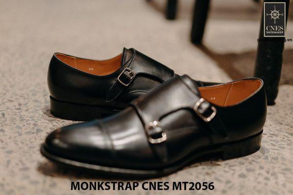 Giày tây nam cao cấp Monkstrap CNES MT2056 014
