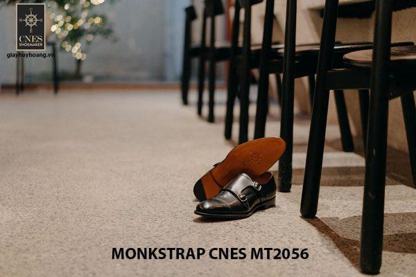 Giày tây nam cao cấp Monkstrap CNES MT2056 013