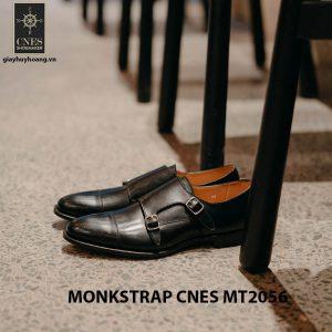 Giày tây nam cao cấp Monkstrap CNES MT2056 012
