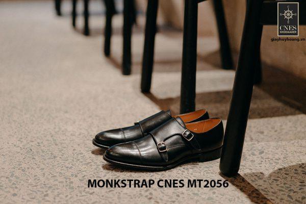 Giày tây nam cao cấp Monkstrap CNES MT2056 011