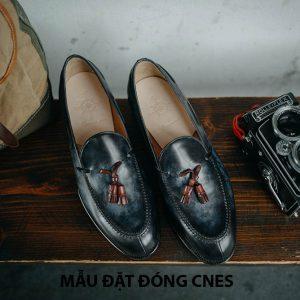 Giày lười nam có chuông Loafer CNES CNS17 001