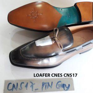 Giày lười nam có chuông Loafer CNES CNS17 004