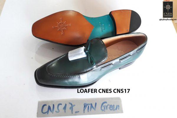 Giày lười nam có chuông Loafer CNES CNS17 003
