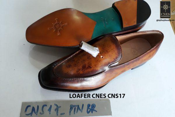 Giày lười nam có chuông Loafer CNES CNS17 002