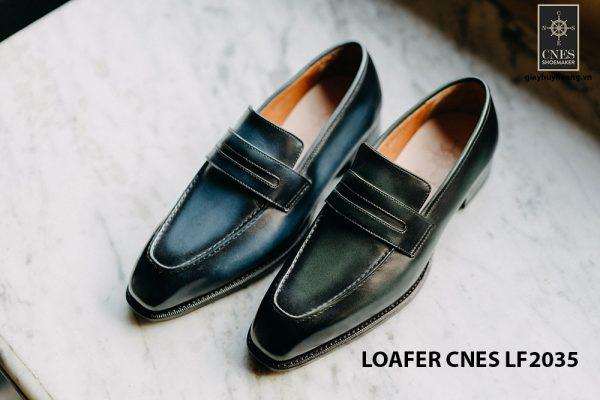 Giày lười nam chính hãng Loafer CNES LF2035 001