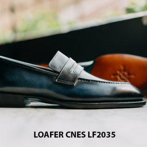 Giày lười nam chính hãng Loafer CNES LF2035 005