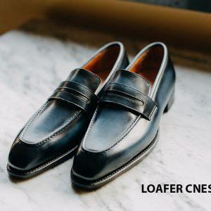 Giày lười nam chính hãng Loafer CNES LF2035 003