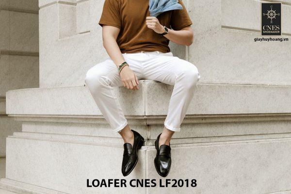 Giày lười nam đẹp Loafer CNES LF2018 001