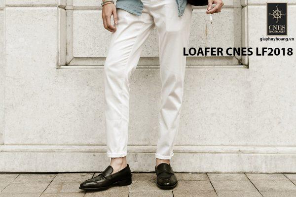 Giày lười nam đẹp Loafer CNES LF2018 004