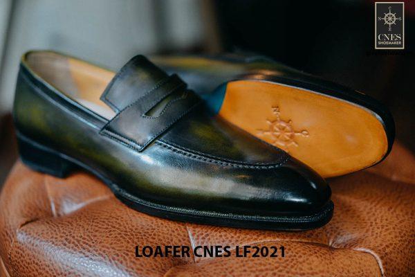 Giày lười nam công sở Loafer CNES LF2021 004