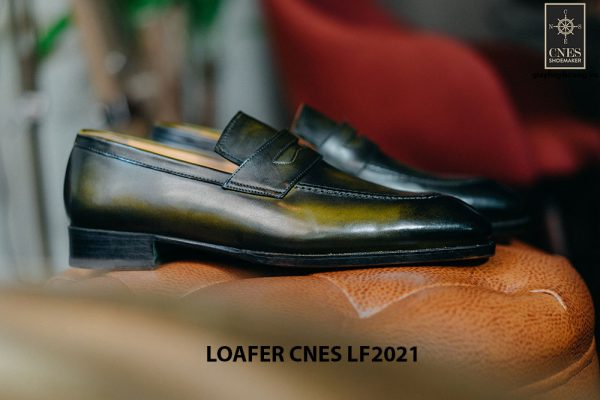 Giày lười nam công sở Loafer CNES LF2021 003