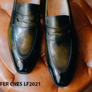 Giày lười nam công sở Loafer CNES LF2021 001