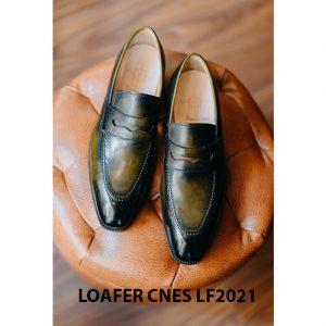 Giày lười nam công sở Loafer CNES LF2021 002
