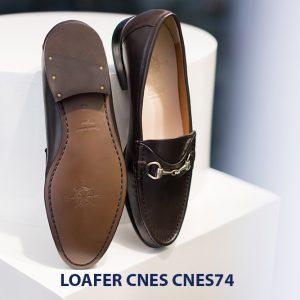Giày lười công sở nam Loafer CNES CNES74 005